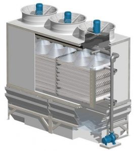 evaporative cooling tower manufacturer in coimbatore