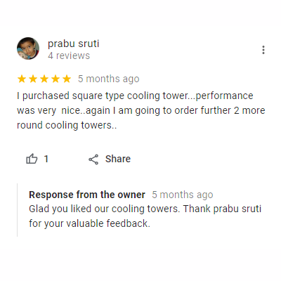 review by customer